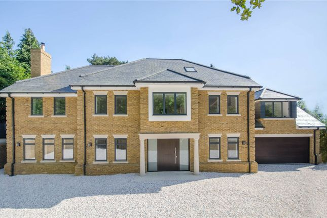 Thumbnail Detached house for sale in Mount Road, Woking, Surrey