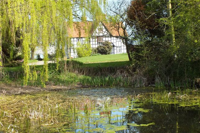 Thumbnail Detached house for sale in Hill, Pershore, Worcestershire