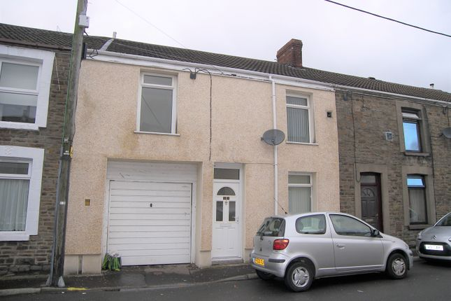 Thumbnail Terraced house to rent in Henry Street, Neath