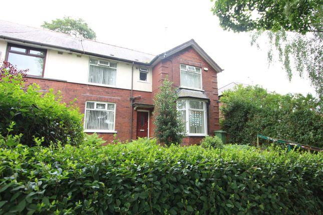 Thumbnail Semi-detached house to rent in Sandy Lane, Spotland, Rochdale