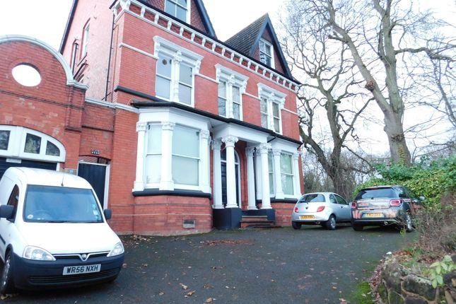 1 bed flat to rent in Salisbury Road, Moseley, Birmingham