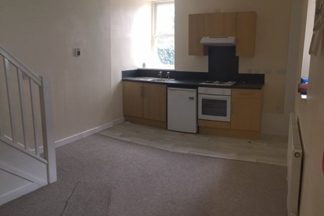 1 bed maisonette to rent in Commercial Row, Pembroke Dock SA72