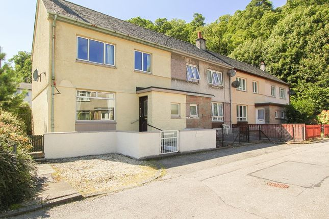 Thumbnail Flat for sale in Laggan Road, Oban