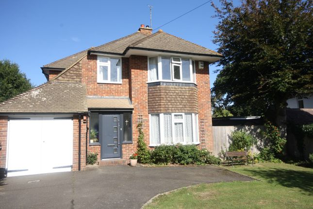 Thumbnail Detached house for sale in Kewhurst Avenue, Bexhill-On-Sea