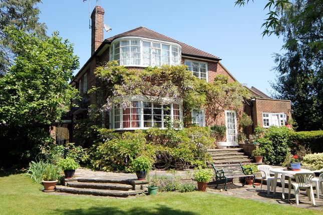 Thumbnail Detached house for sale in Heriots Close, Stanmore