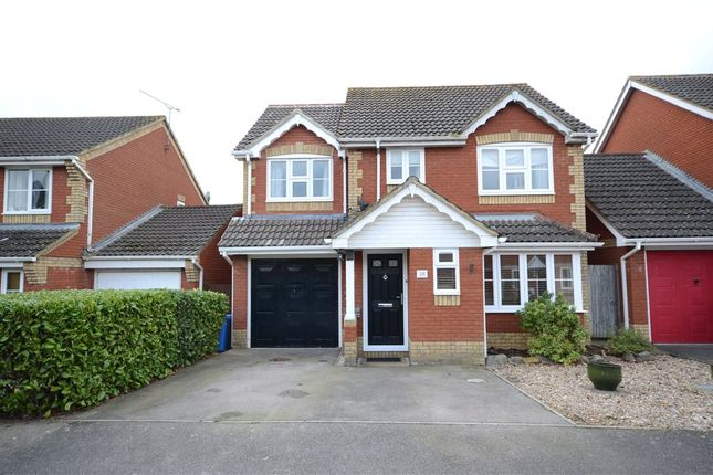 Thumbnail Detached house for sale in Whitby Close, Farnborough, Hampshire