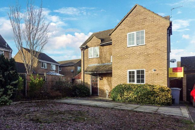 Thumbnail Detached house to rent in Hollybush Road, Carterton, Oxfordshire