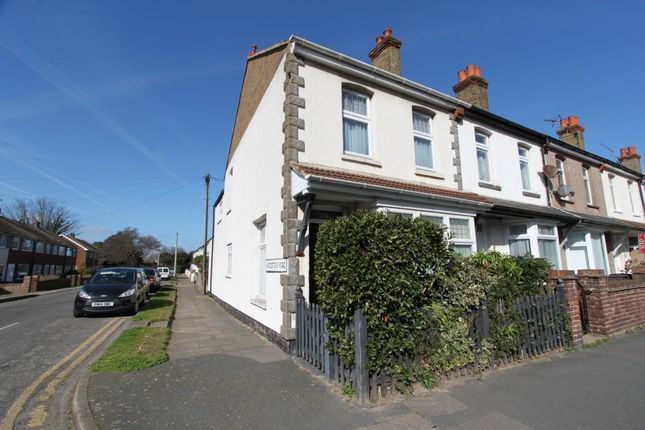 3 bed end terrace house for sale in Gladstone Road, Deal