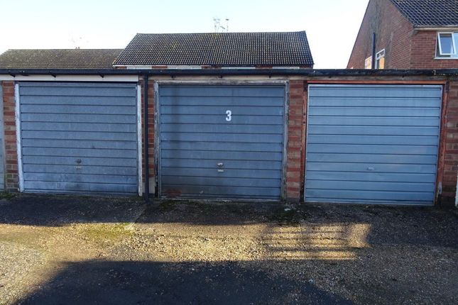 Thumbnail Parking/garage to rent in Garage 3 Linnett Close, Willenhall