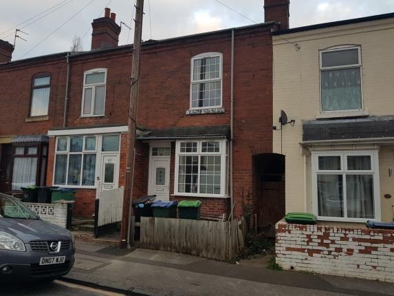 Thumbnail Terraced house for sale in Brisbane Road, Smethwick, Birmingham, West Midlands