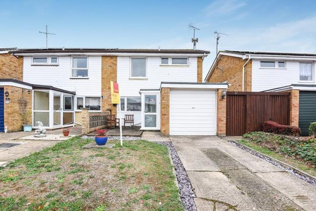 Thumbnail Semi-detached house for sale in Carterton, Oxfordshire