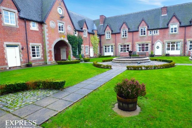 Thumbnail End terrace house for sale in St Vincent Mews, Meaford, Stone, Staffordshire