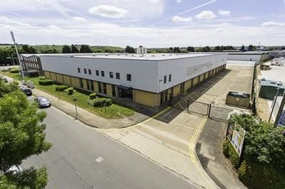 Thumbnail Light industrial to let in 5 Woodside, Humphrys Road, Dunstable, Bedfordshire