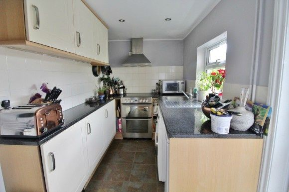 Thumbnail Terraced house to rent in Ann Street, Ipswich