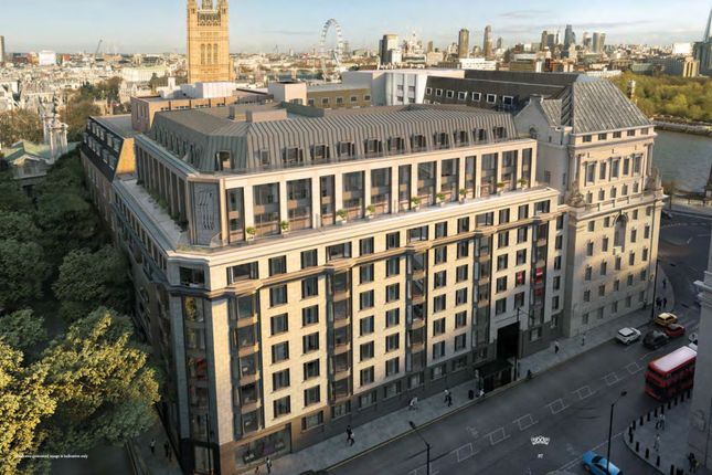 Thumbnail Flat for sale in Millbank, Westminster, London