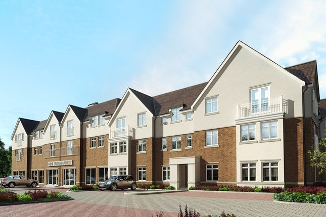 Thumbnail Flat for sale in Woodlands Avenue, Earley, Reading