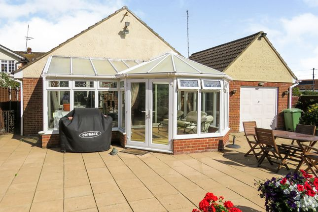 Thumbnail Detached bungalow for sale in Barnhall Road, Tolleshunt Knights, Maldon