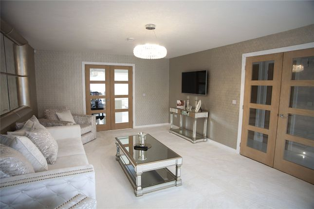 Thumbnail Detached house for sale in Calderside Place, Moffat Manor, Airdrie