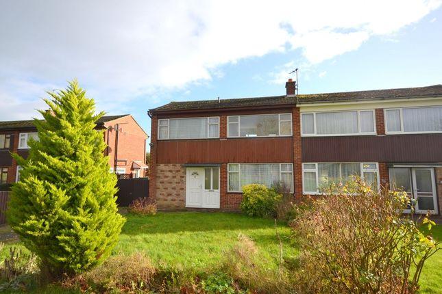 Thumbnail Semi-detached house for sale in Puxley Road, Deanshanger, Milton Keynes