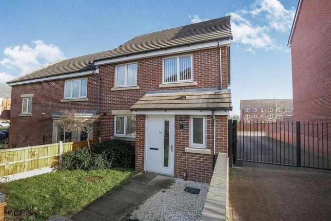 Thumbnail Property to rent in Millport Road, Wolverhampton