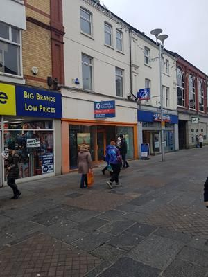 Thumbnail Retail premises to let in 19 Adare Street, Bridgend