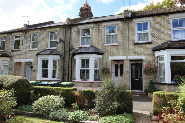 Thumbnail Terraced house for sale in Glenview Gardens, Boxmoor, Hertfordshire