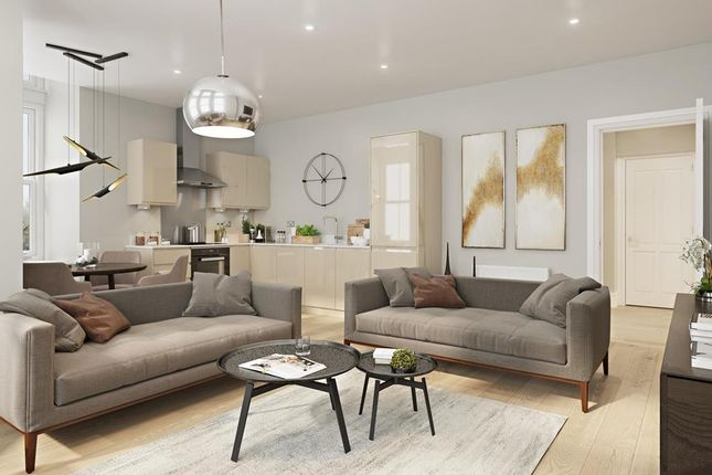 "Thumbnail Flat for sale in ""Westburn House"" at Berryden Road, Aberdeen"