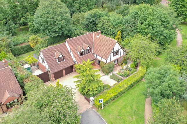 Thumbnail Detached house for sale in Verley Close, Woughton On The Green, Milton Keynes