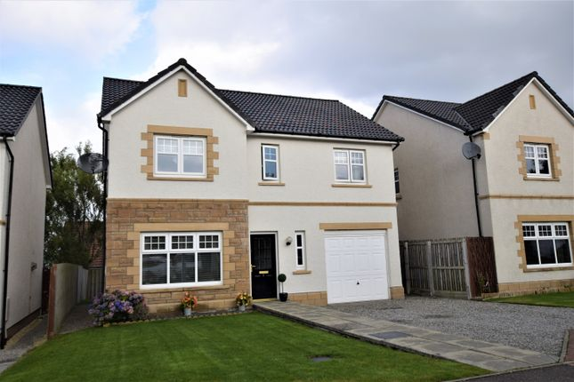 Thumbnail Detached house for sale in Admirals Walk, Inverness