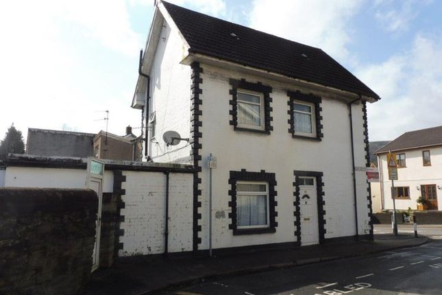 Thumbnail Detached house for sale in Gadlys Road, Aberdare