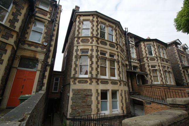 Thumbnail Flat to rent in Clarendon Road, Redland, Bristol