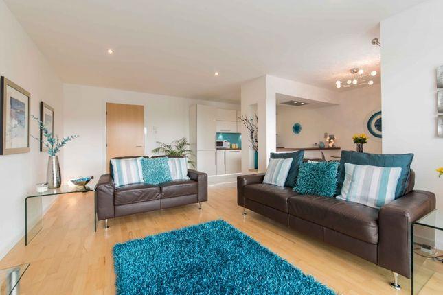 Thumbnail Flat for sale in Burnside Drive, Dyce, Aberdeen