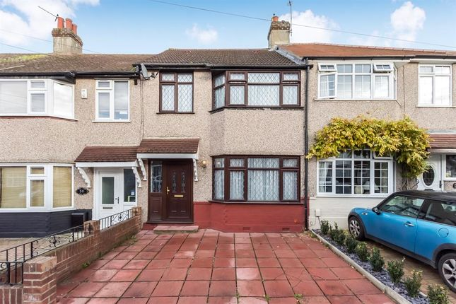 Thumbnail Terraced house for sale in Savoy Road, Dartford, Kent