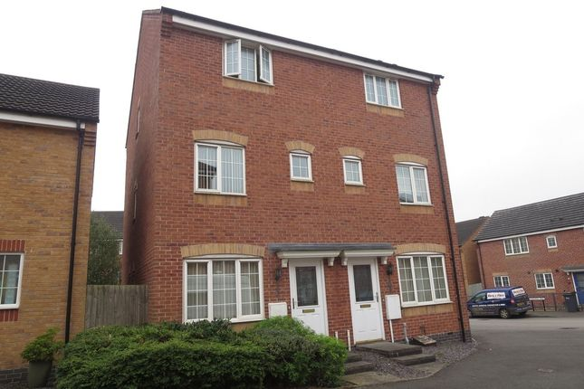 Thumbnail Semi-detached house to rent in 73 Godwin Way, Trent Vale