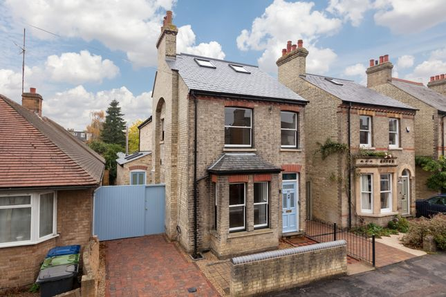 Thumbnail Detached house for sale in Belvoir Road, Cambridge