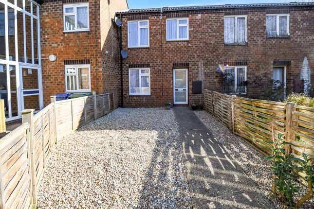 Thumbnail Terraced house to rent in Goldfinch Close, Faversham