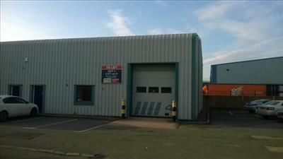 Thumbnail Light industrial to let in Unit 4, Parkway Business Centre, Sixth Avenue, Deeside Industrial Park, Deeside