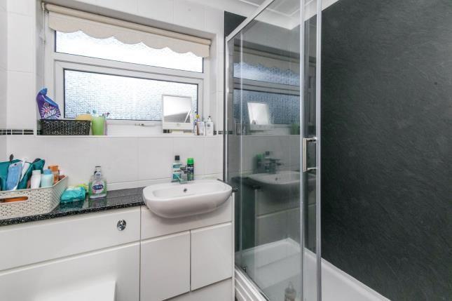 Shower Room of Highlands Road, Old Colwyn, Colwyn Bay, Conwy LL29