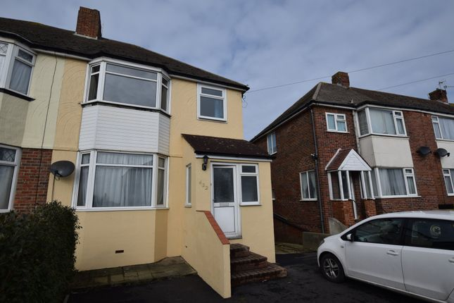 Thumbnail Semi-detached house to rent in Bexhill Road, St. Leonards-On-Sea
