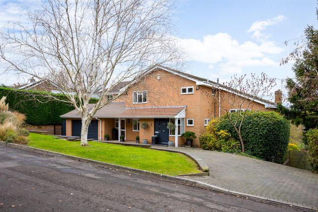 Thumbnail Detached house for sale in Battledown Drive, Battledown, Cheltenham
