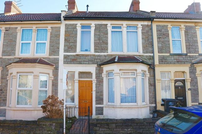 3 bed terraced house for sale in Soundwell Road, Kingswood, Bristol