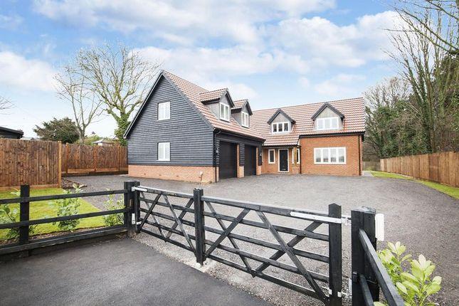 Thumbnail Detached house for sale in Ugley, Nr. Bishops Stortford, Essex