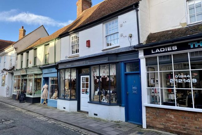 Thumbnail Retail premises to let in 5 Buttermarket, Thame