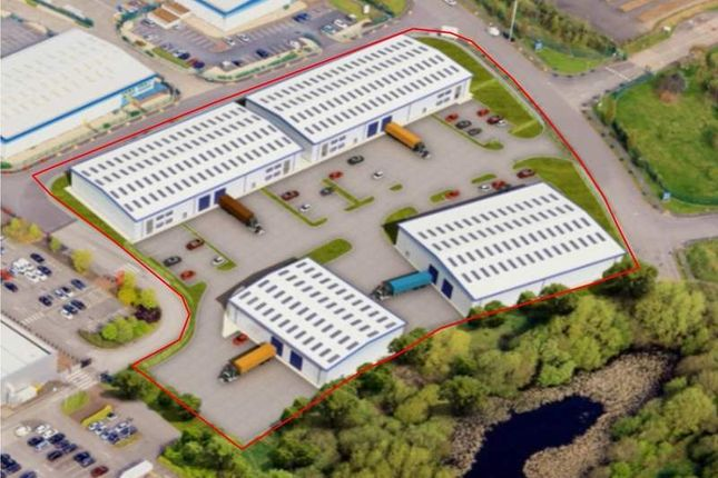 Thumbnail Light industrial for sale in Steel Park Trading Estate Wednesfield, Wolverhampton