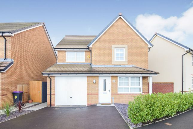 Thumbnail Detached house for sale in James Prosser Way, Llantarnam, Cwmbran