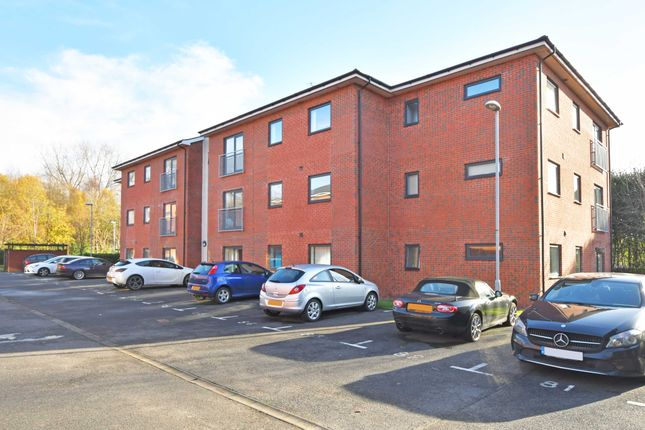 Thumbnail Flat to rent in Tattershall Court, Lock 38, Etruria