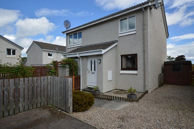 Thumbnail Flat to rent in Aspen Place, Culloden, Inverness