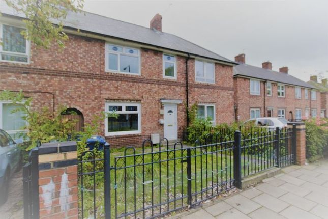 Thumbnail Terraced house for sale in St. Anthonys Road, Walker, Newcastle Upon Tyne
