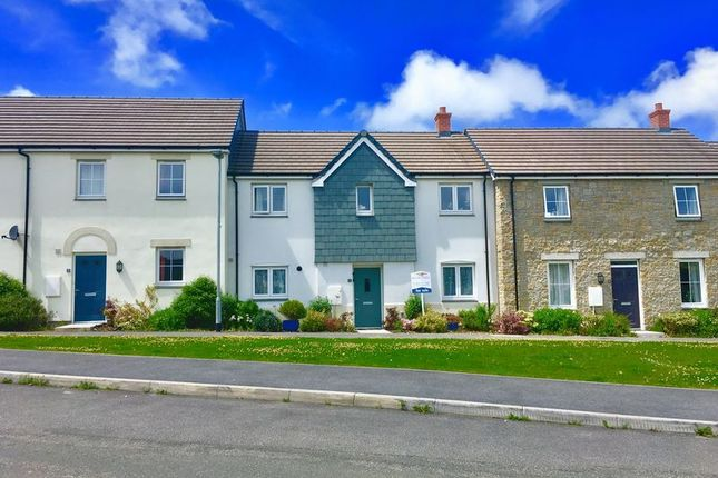 Thumbnail Terraced house for sale in Penscowen Road, Camborne