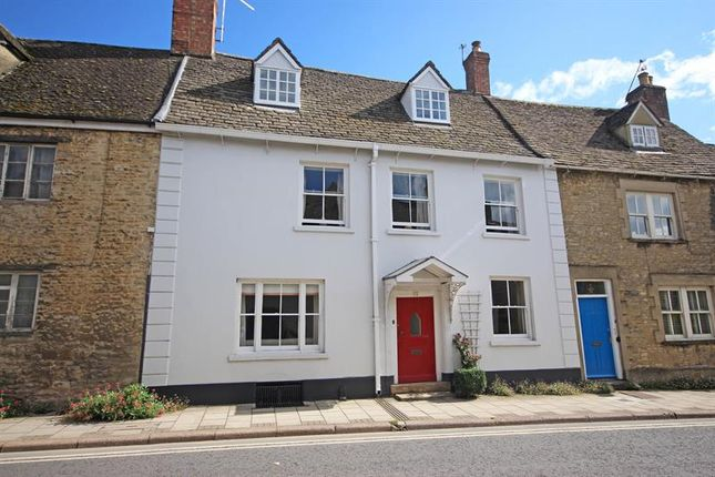 Thumbnail Town house for sale in West End, Witney